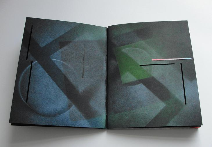 Buchobjekt  B / 2004