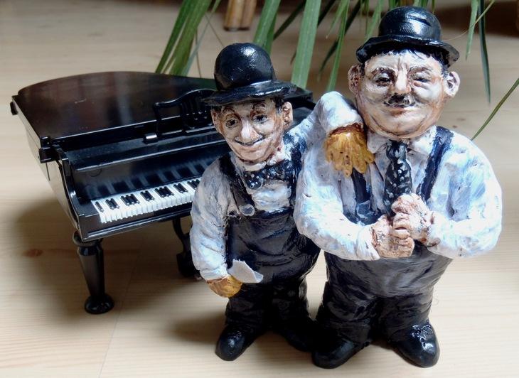 Laurel & Hardy Musicbox