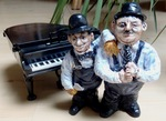 Laurel & Hardy Musicbox