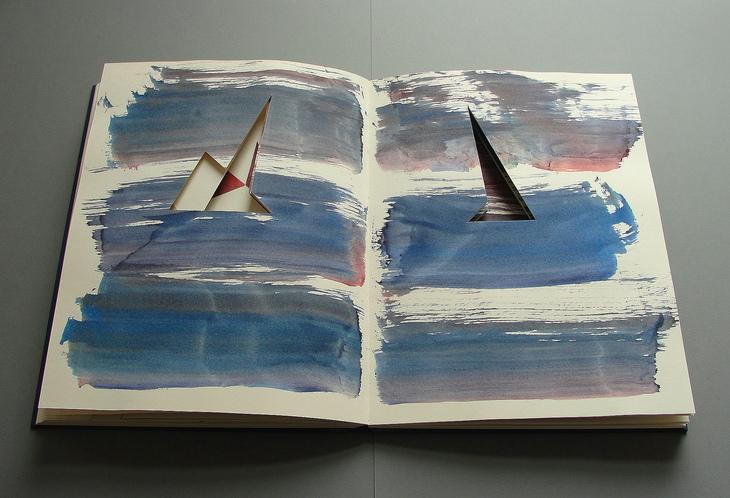 Buchobjekt  A / 1996