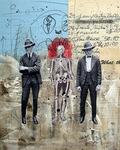 HOMBRES QUE CAMINAN DE LA MANO CON LA MUERTE (men who walk hand