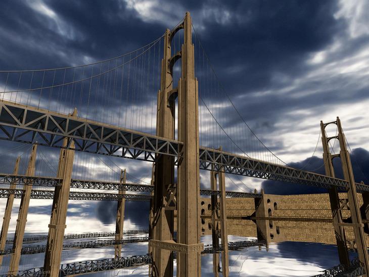 Suspension Bridges I