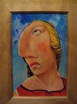 Portrait I, painting