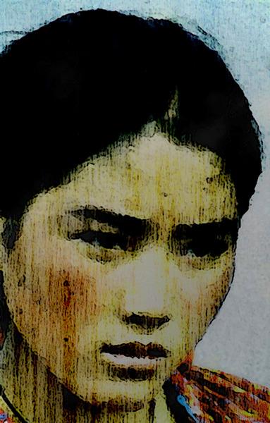 Qonggai  girl