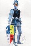 A Kingly Knight
