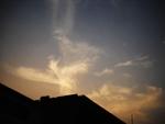 Formas en el cielo