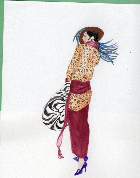 Fashion animal
