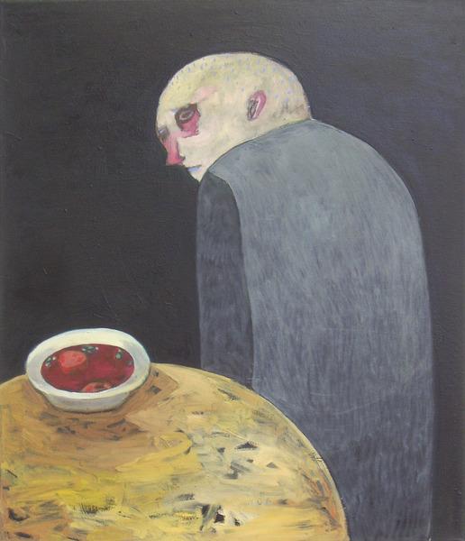 Der arme Wurstfresser