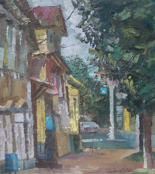 Novomostovaya street