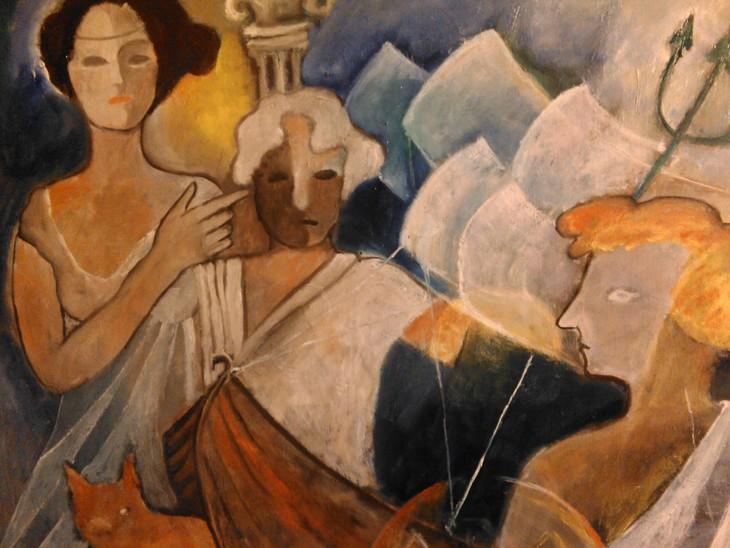 Heimkehr des Odysseus