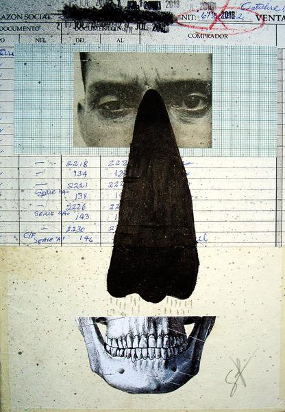RETRATO DE UN DESCONOCIDO (portrait of an unknown person)
