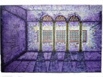 Scaling the purple hall of the Harem