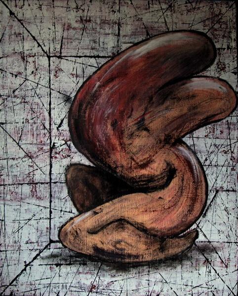 Seated Figure V