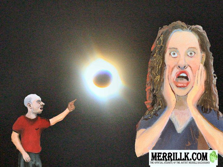 Merrill Kazanjian -- Apocalypse