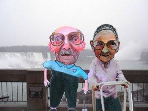 Merrill Kazanjian- Niagara Falls