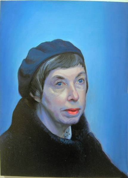 Merrill Kazanjian- Portrait of Artists Mother
