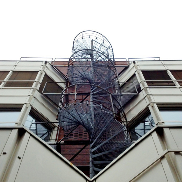 The World Needs More Spiral Staircases #11