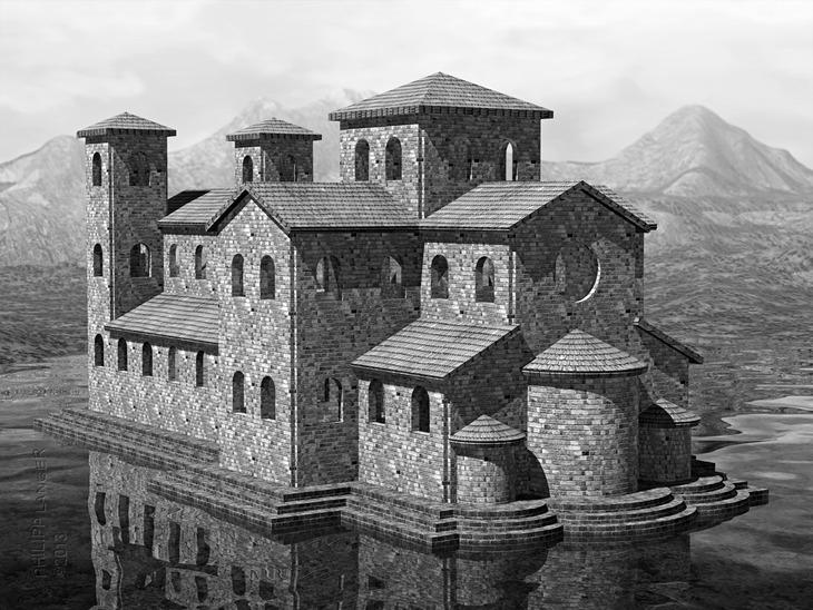 Romanesque Basilica