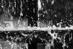 Water b/w