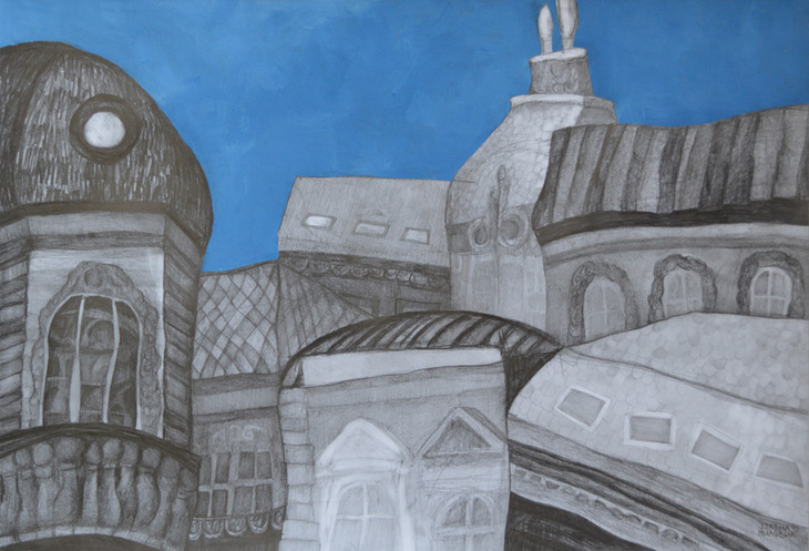 Jelena Novakovic drawing 6