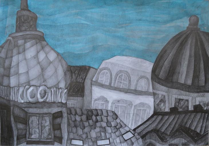 Jelena Novakovic drawing 7