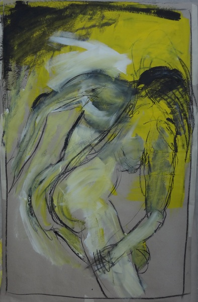 Studie in Gelb 6