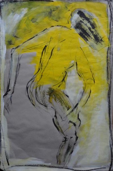 Studie in Gelb 1
