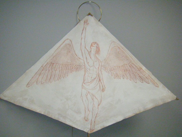 Thank you icarus for daring to fly . . .