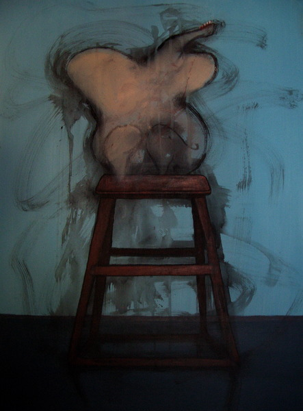 The Blue Room I: The Moth