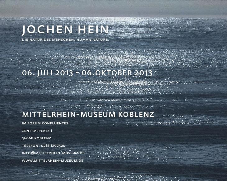 Jochen Hein - Exhibition Koblenz