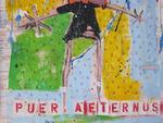 Puer Aeternus  (eternal boy)