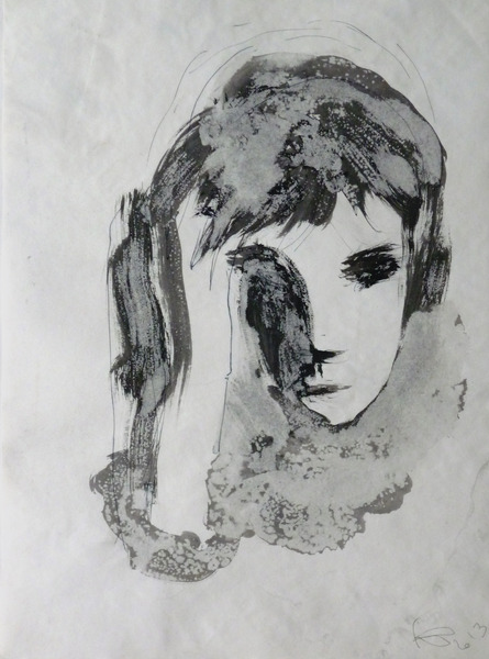 C24 ink on thin paper 29x40