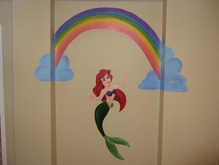 Ariel - MURAL