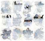 """serie """" White picture '"""