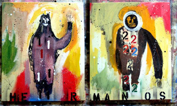 HERMANOS 1&2  (brothers 1&2)