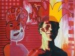 raphael perez israeli gay painter portrait paintings