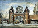 Borsig Gate, Tegel