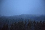 Moment of Blue in Finland