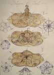 35 Unda stationara circular Pentagonala lichida vortex principiu