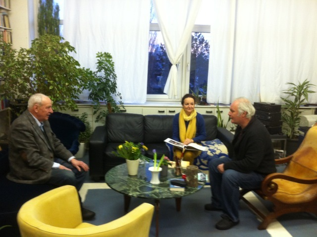 Helmut Everke, Ioana Luca, Detlev Foth
