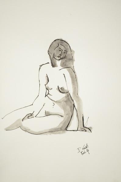 simple nude 3