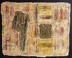 ADON OLAN - 1999 - Mista sobre tela - 80 x 100