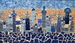 Jerusalem in Blue