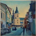 Kielce, Duza Street