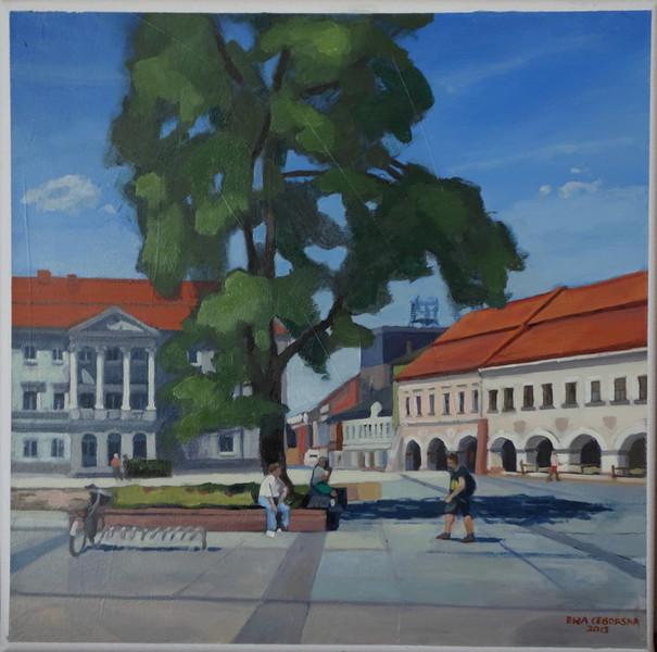 Kielce, Rynek