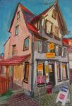 Lotto-Laden, aus der Reihe Stadtbilder Sindelfingen