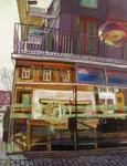 Spiegelung-Alt-Neu, aus der Reihe Stadtbilder Sindelfingen