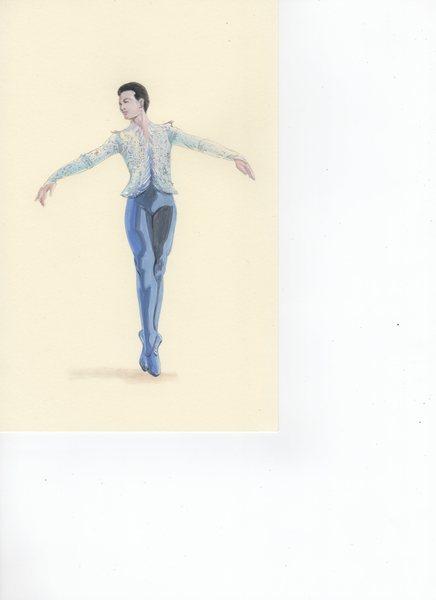 The Prince(dancer)