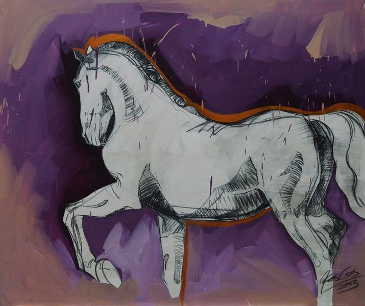 Silver Horse 01