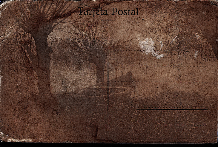 Tarjeta Postal Romántica